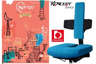 Koncept Office unveiled in prime time at Orgatec !
